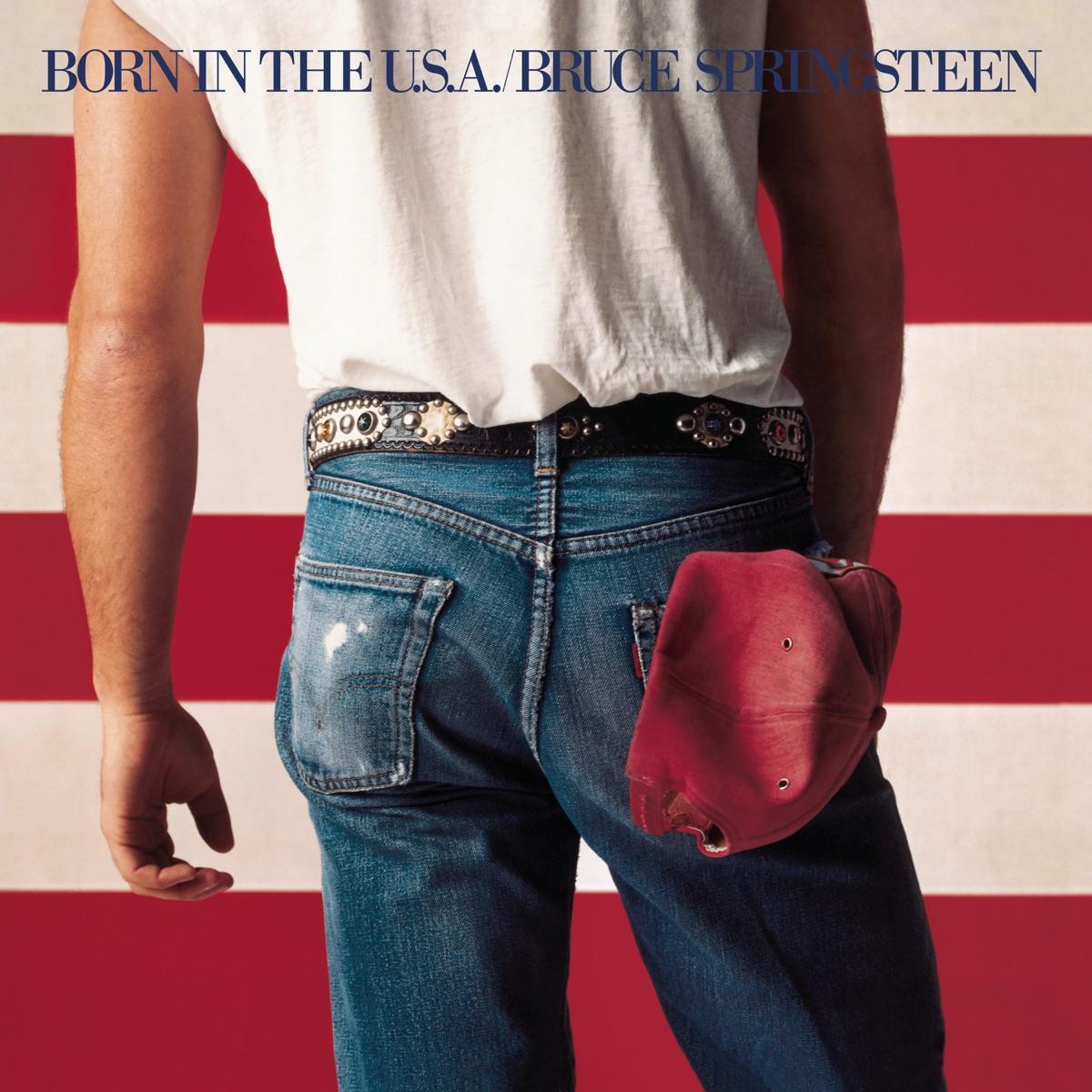 ブルース・スプリングスティーン「Born In The U.S.A」