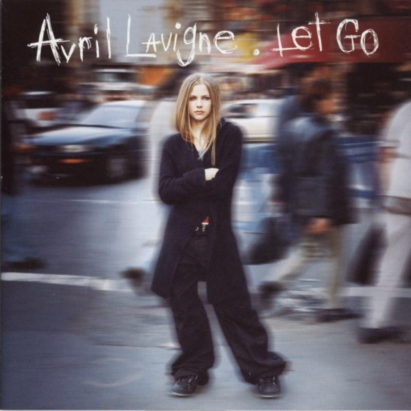 Avril Lavigne『Let Go』(2002年)