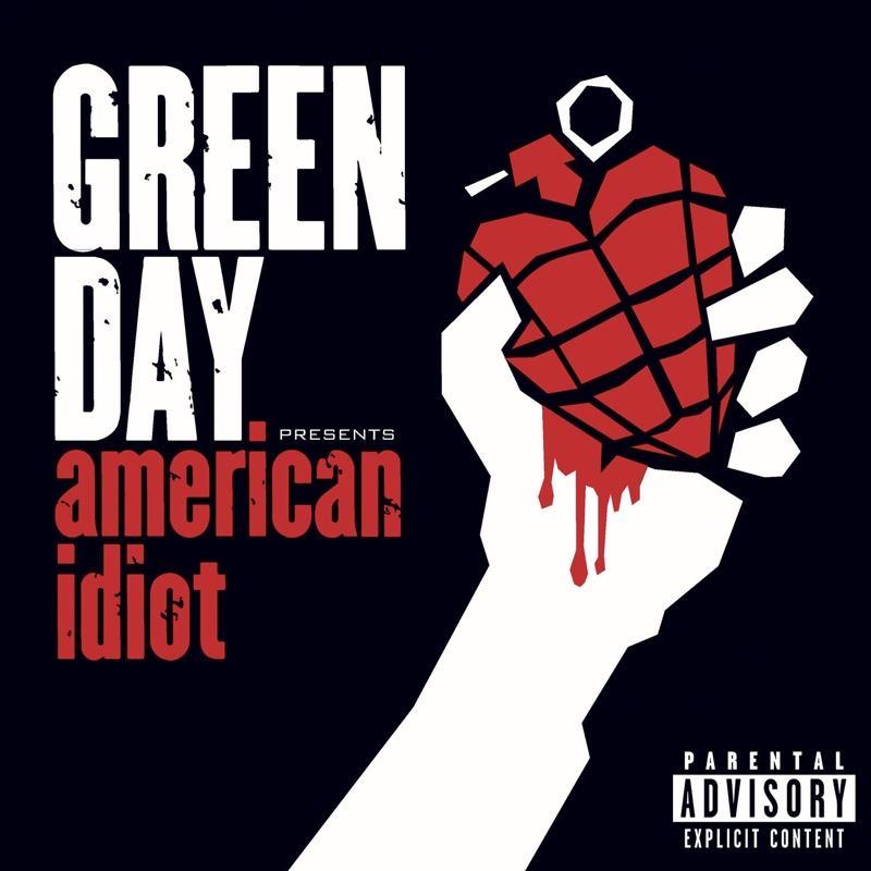 Green Day「American Idiot」